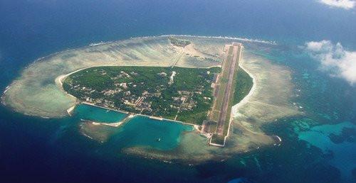 中国在南海岛礁部署导弹