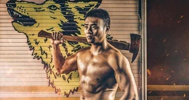 中国消防员的这身肌肉健硕可是凝结了他们的辛勤与汗水。