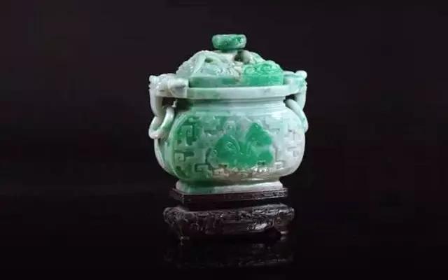 故宫珍藏的极品翡翠