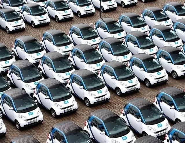 """汽车共享""""国家版""""顶层设计出炉 万亿级市场催生这些股"""