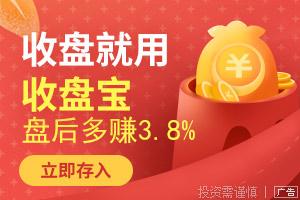 北京秒速賽車收盤寶,盤後多賺3.8%!