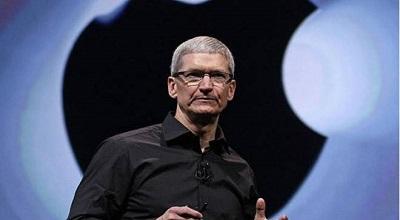 苹果被指控出售用户信息 库克此前撰文捍卫隐私权