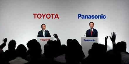 丰田联手松下创立新公司 将借助双方优势建设未来型街区