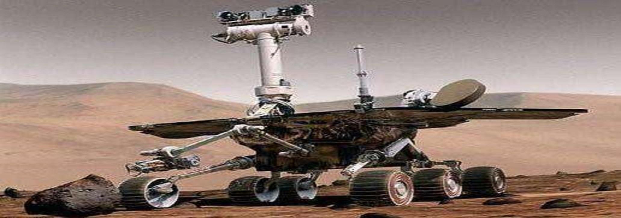 中國火星探測任務首次公開亮相 計劃于2020年擇機實施