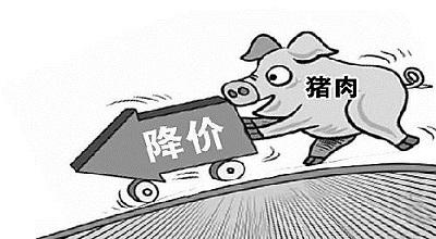 连续几周环比下跌!猪肉价格开始回落
