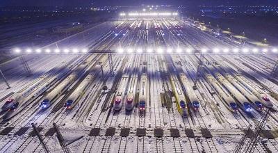 2020年春運大幕拉開 北京鐵路局首趟加開列車從北京站始發