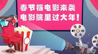 春节档预售票房破2亿 影视资本谁能成赢家