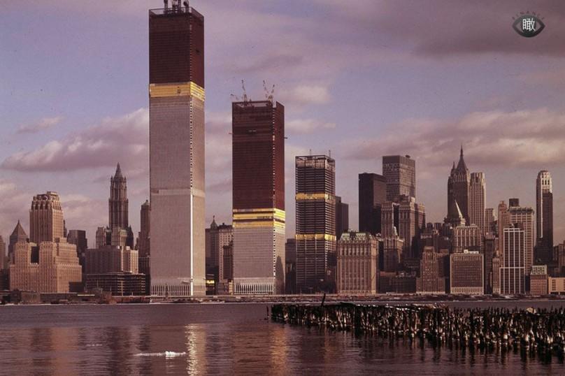"""特别制作:纽约世贸双塔的""""前世今生""""[图]"""