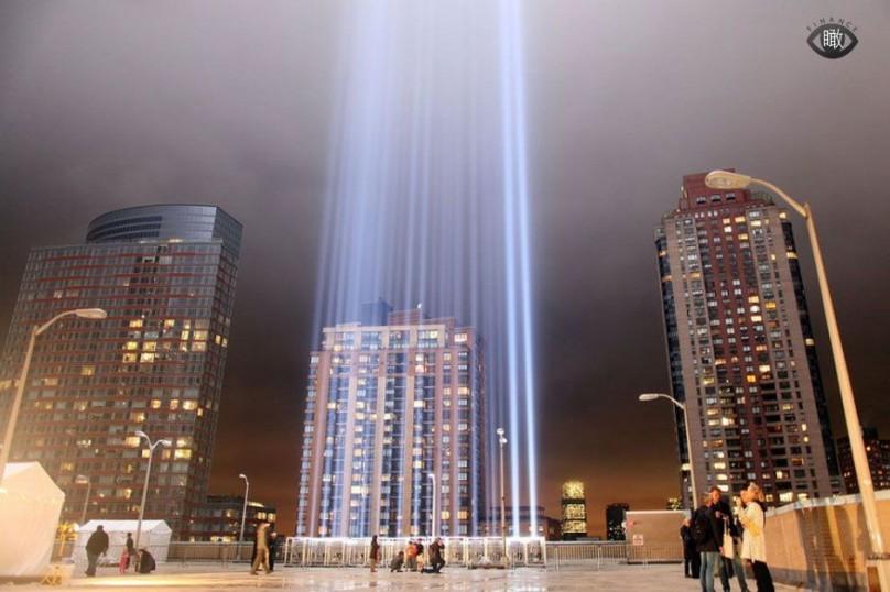纽约世贸中心遗址