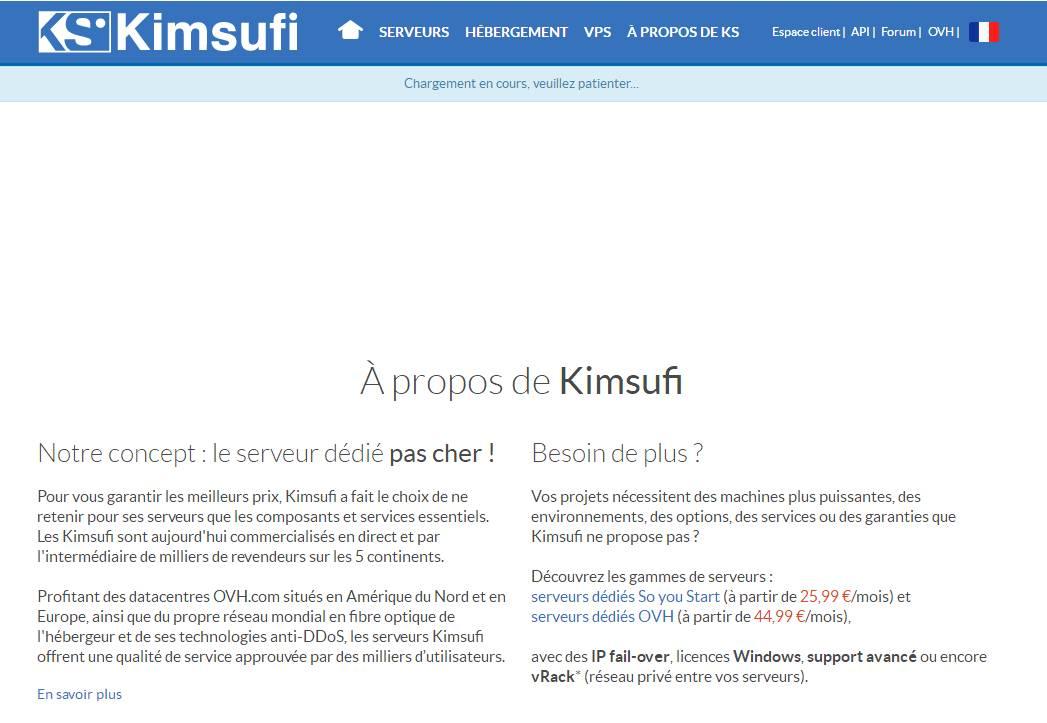 羊毛党之家 Kimsufi独服:€12.99/月/I5-2400/16G内存/2TB硬盘/不限流量/100Mbps/法国