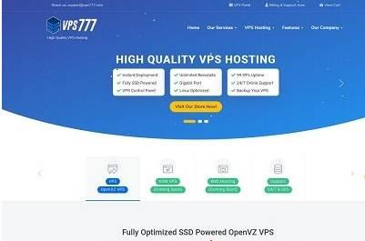 羊毛党之家 OVZ不推荐-vps777:绝对的高配低价,CC机房便宜VPS,KVM虚拟,支持试用版Win https://yangmaodang.org
