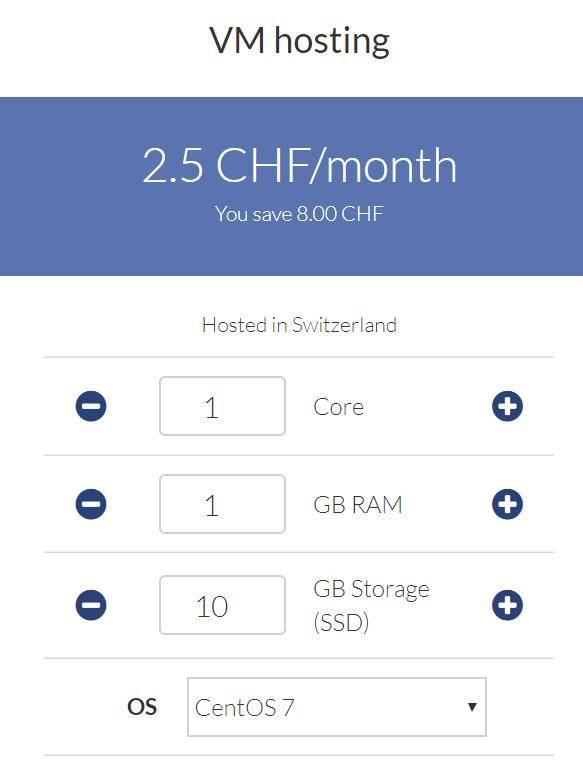 羊毛党之家 基于IPv6-ipv6onlyhosting:$2.5/月/1GB内存/10GB SSD空间/不限流量/1Gbps/IPv6/KVM/瑞士  https://yipingguo.com