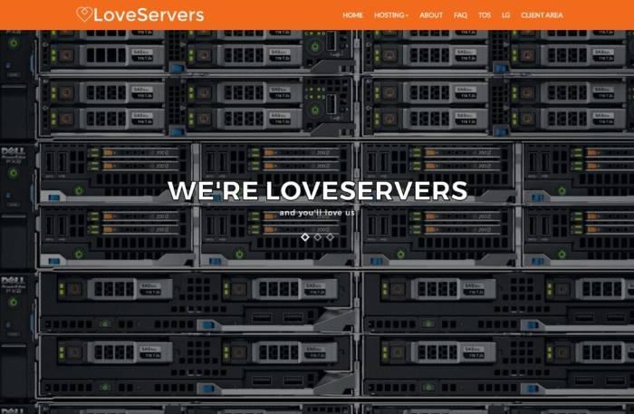 羊毛党之家 三网绕美-Loveservers:英国VPS/1核/512M内存/250G HDD/1T流量/100M端口/KVM/月付£4/三网绕美  https://yangmaodang.org