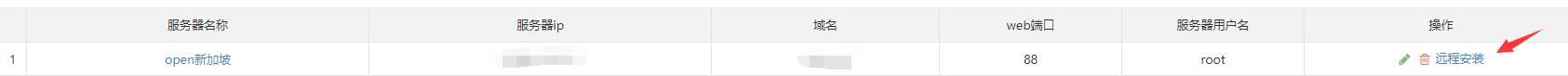 羊毛党之家 Frp配置面板 开源  https://yangmaodang.org