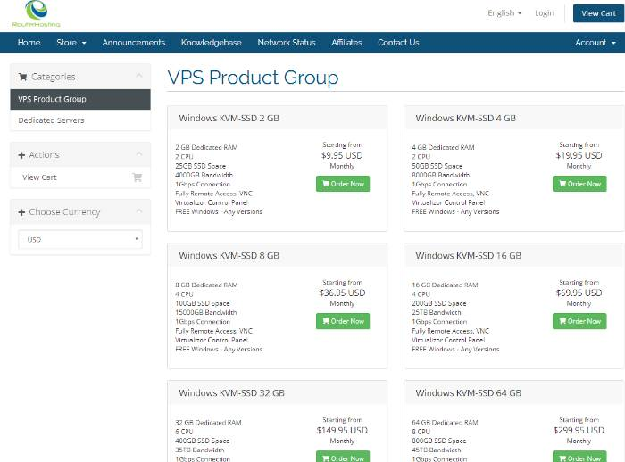 羊毛党之家 机房差评-RouterHosting:洛杉矶VPS/1核/1G内存/12G SSD/2T流量/1G端口/KVM/月付$4.95/leaseweb机房