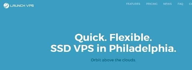 羊毛党之家 价格不低-launchvps美国便宜KVM VPS服务器/费城/东海岸/年付24美元起